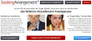 Seekingarrangement Francais