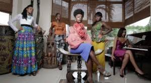 an African City Web série