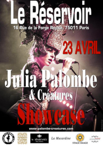 Concert Julia Palombe