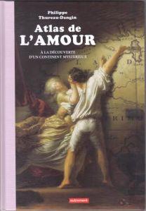 Livre Atlas de l'amour