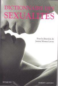 Dictionnaire des Sexualités, sous la direction de Janine Mossuz-Lavau