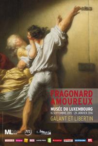 Fragonard amoureux Galant et libertin